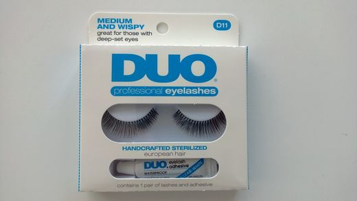 AI Duo Eyelash Set D11